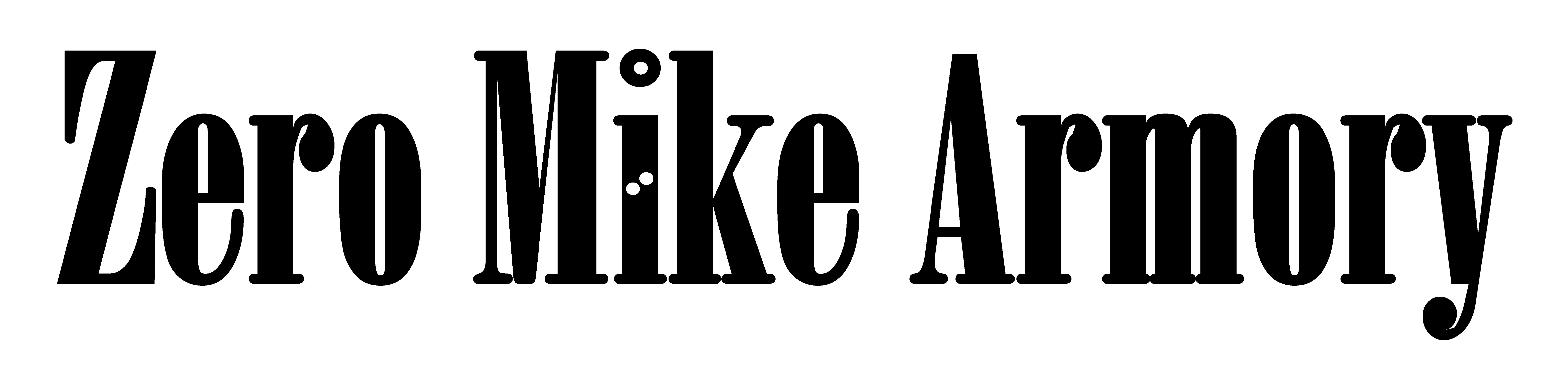 Zero Mike Armory