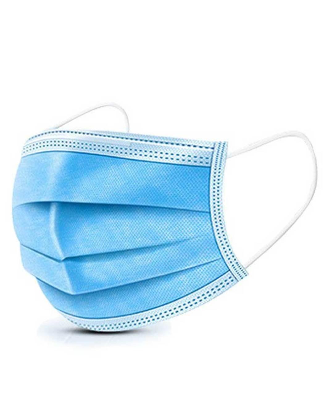 Mundbind, 3-lags N95 Maske - pakke m. 10 stk