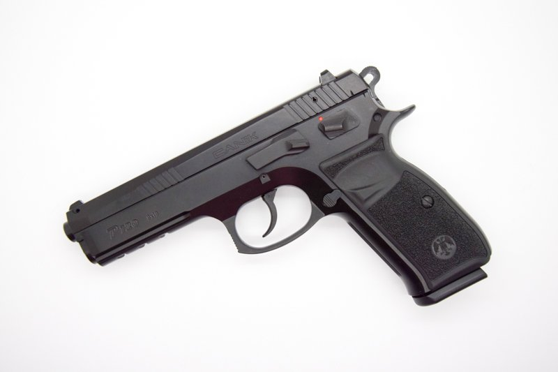 Canik P120 DA/SA, black, 9mm