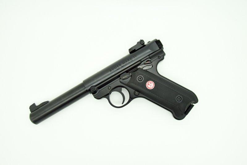 Mark IV Target, .22LR, 5,5
