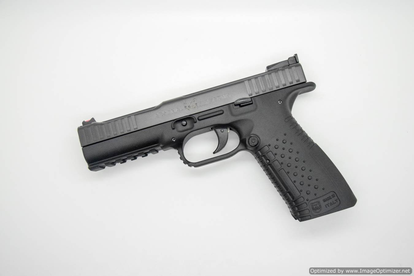 Strike One Speed, 9mm Black
