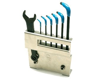 Tool Holder W Wrenches