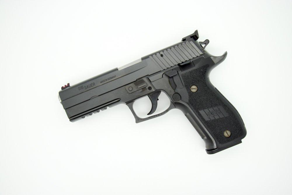 P226 LDC ZMA Edition 9mm