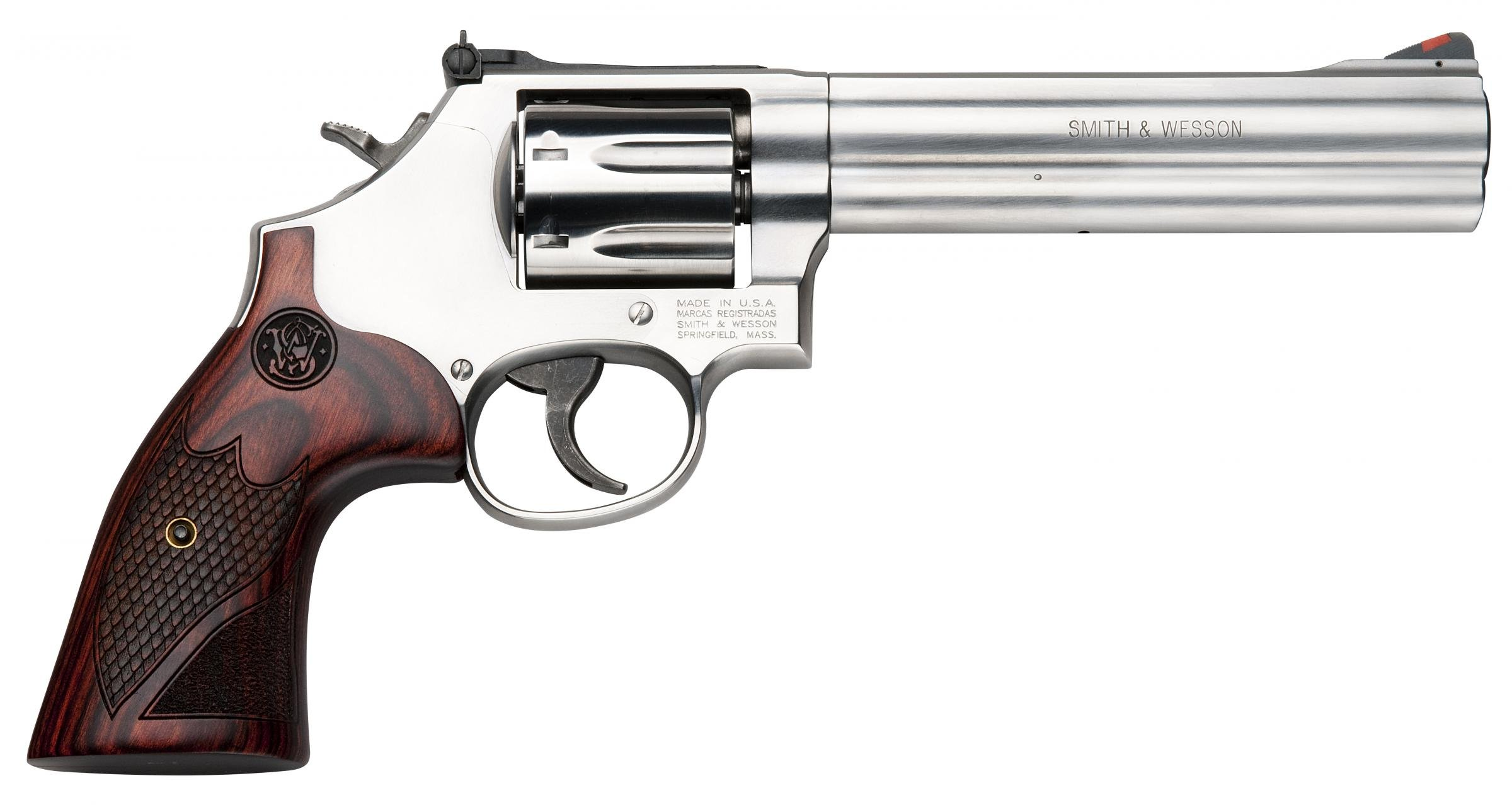 Smith & Wesson 686+ Deluxe .38/.357 7-Skuds 6