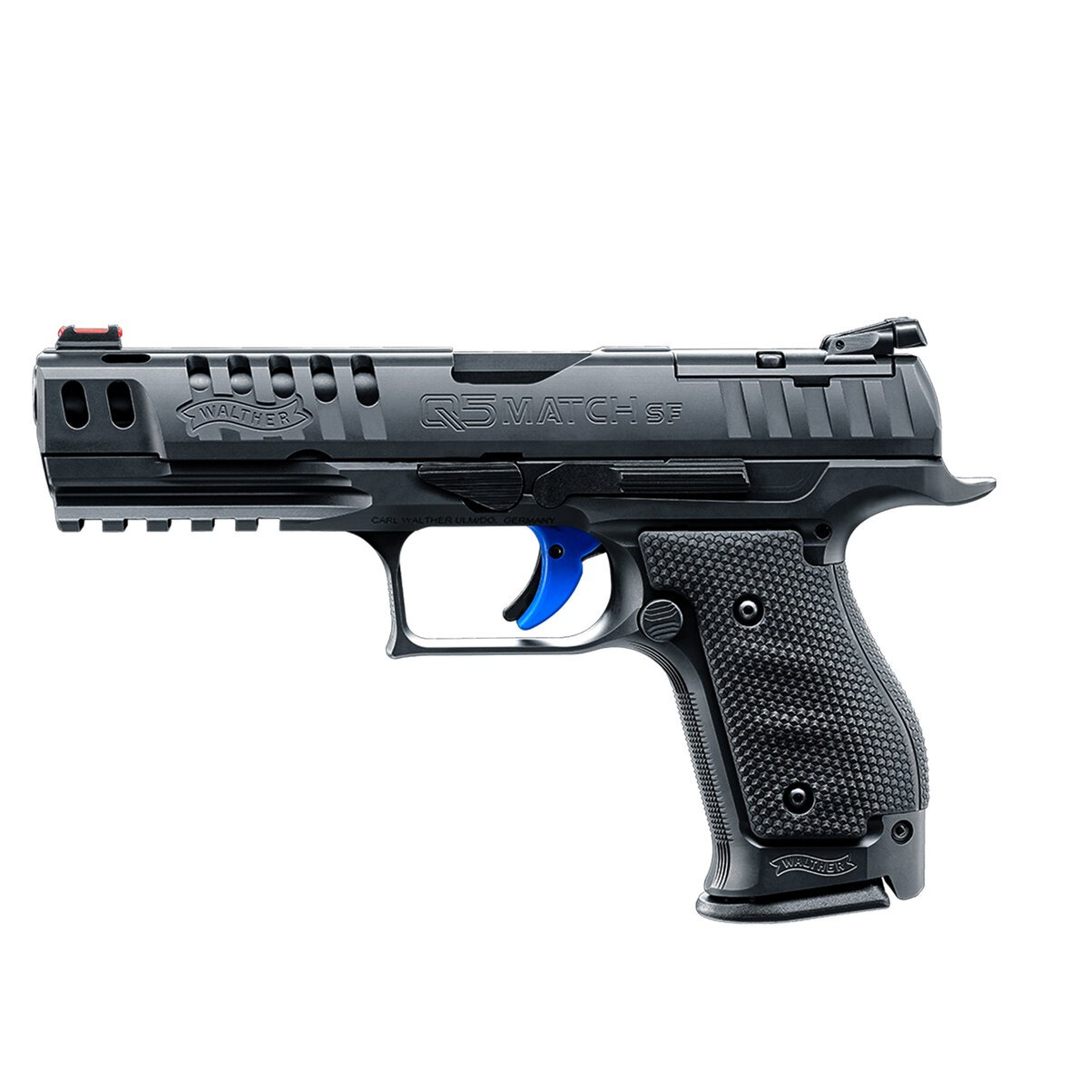 Walther Q5 Match Steel Frame, 9mm