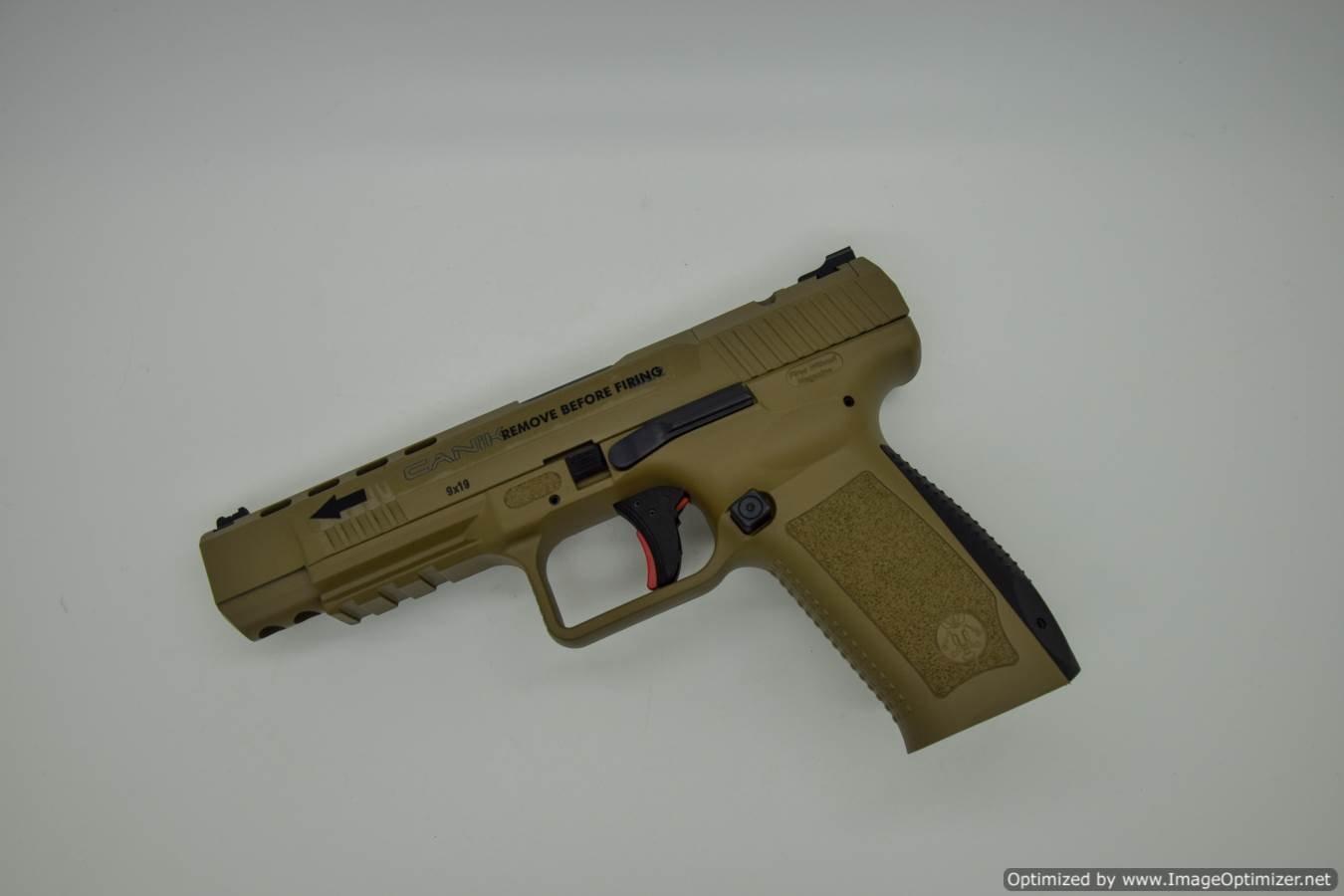Canik TP9 SFX Mod.2, Desert Tan, 9mm