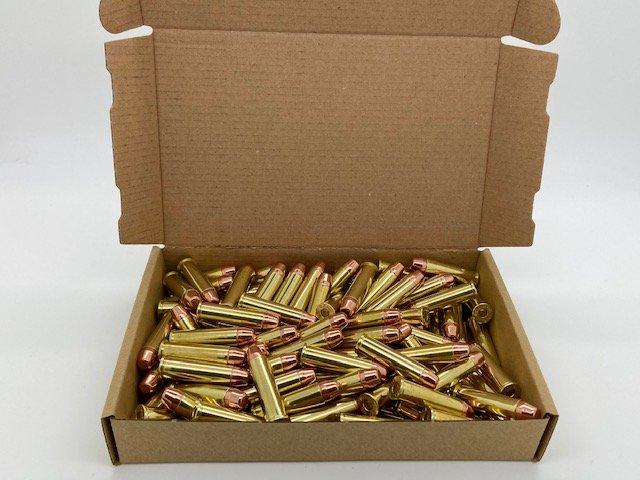 ZMA Ammo Premium .357 Magnum +P, 100 stk, 125gr.