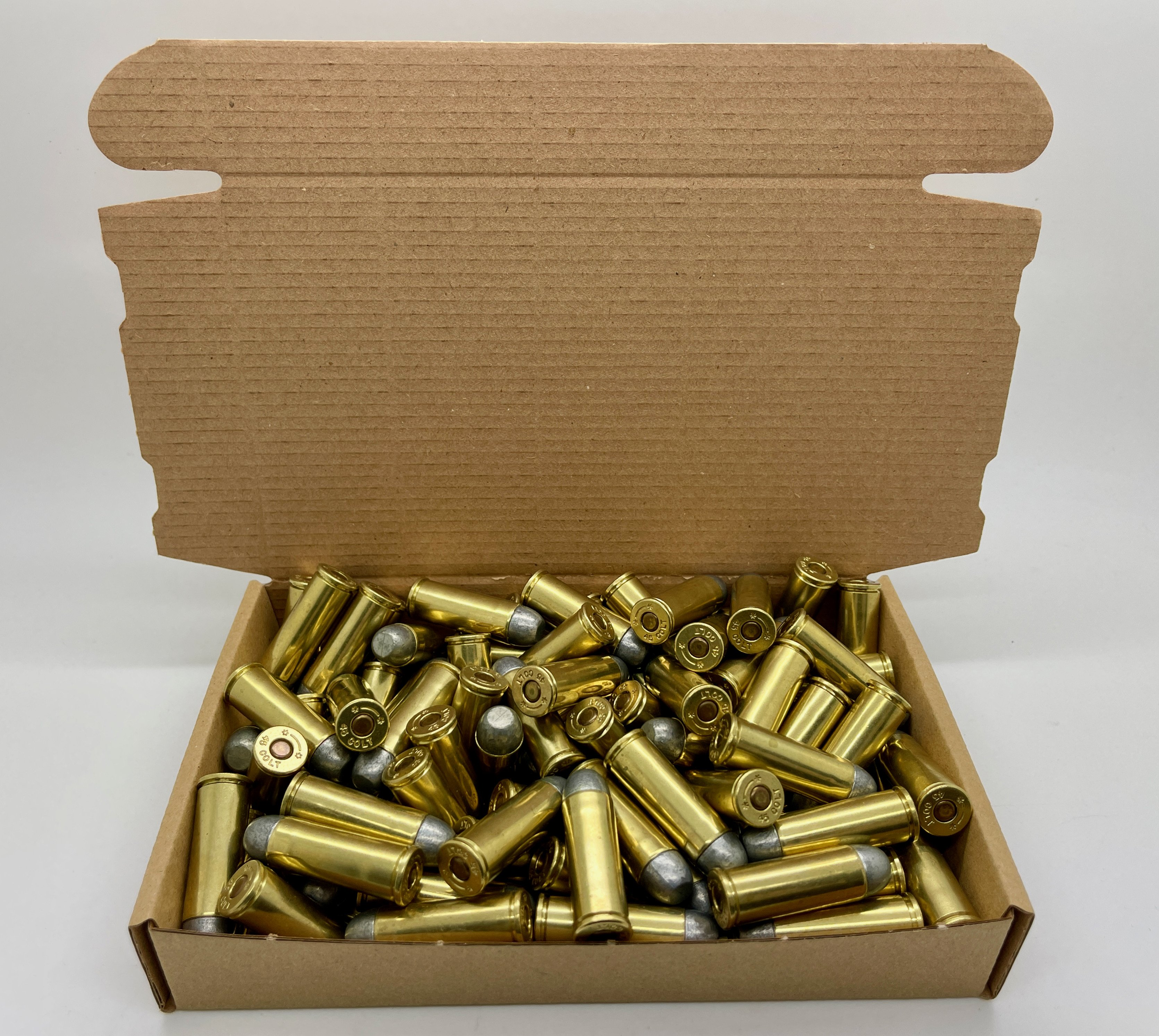 ZMA Ammo .45 Colt, 100stk, 200gr.