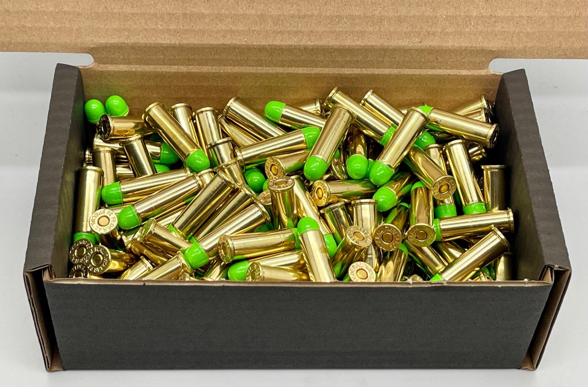 ZMA Ammo Premium Zombie Special .38 Special, 200 stk., 158gr.