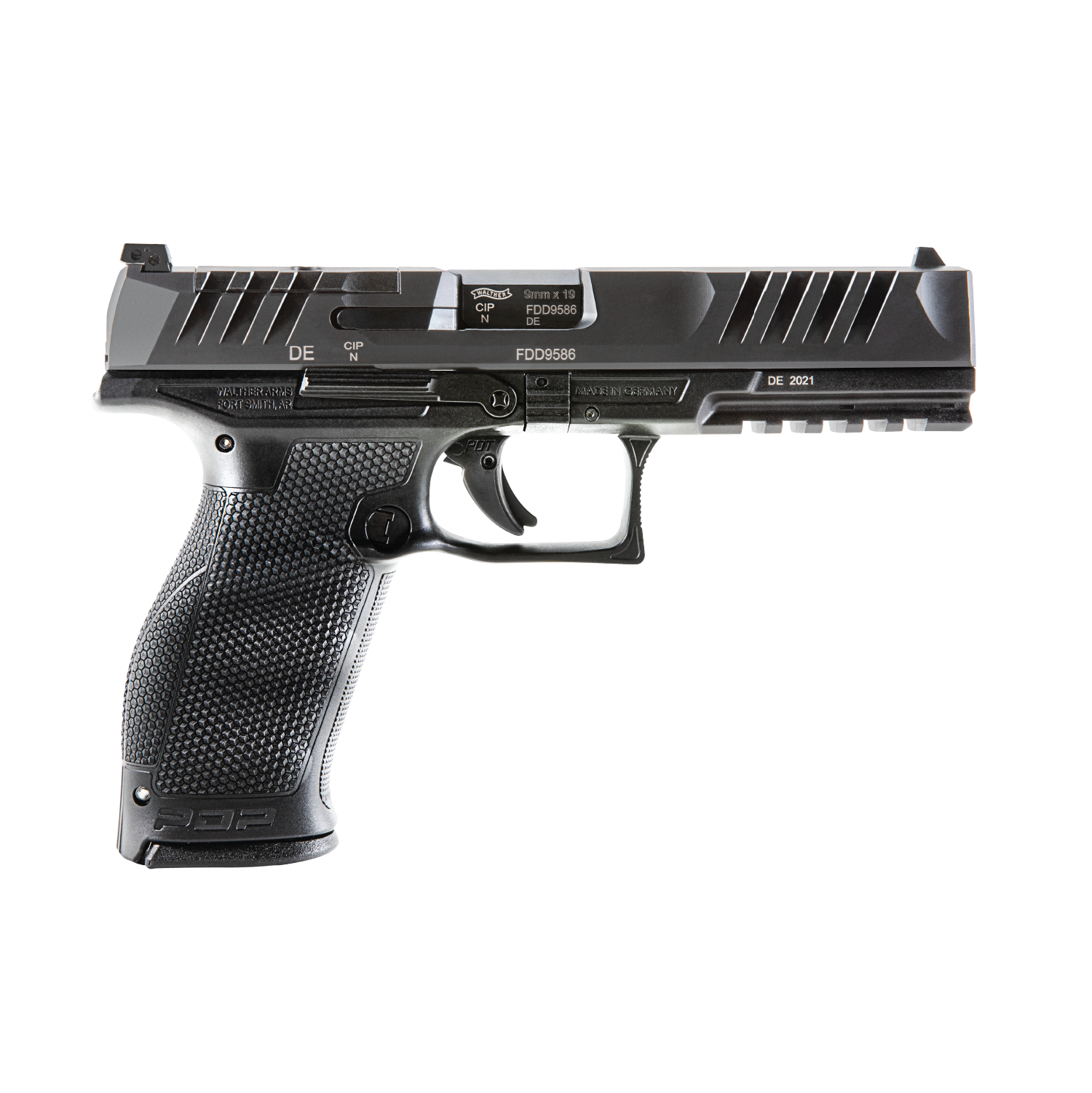 """Walther PDP FS 5"""", 18-skuds ramme"""